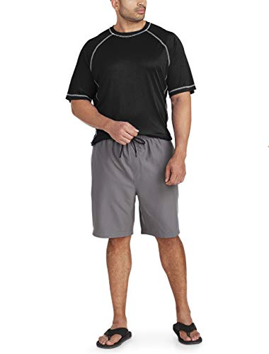 Amazon Essentials Men's Big & Tall Swim Tee