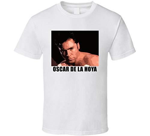 N/N Oscar De La Hoya Boxeo Camiseta