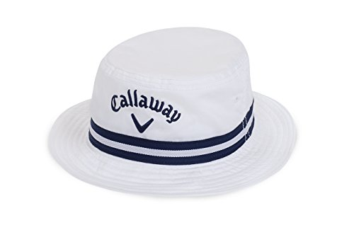Callaway 2016 Bucket Hat, White, Large/X-Large