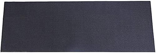 Ghlevo Ejercicio Bike Protector Mat Yoga Mat Gym Floor Floor Mat Hump Cuerda Mat-Cinta de correr Cojín resistente al desgaste - Piso de madera dura y protección contra alfombras - Mats de equipo de gi