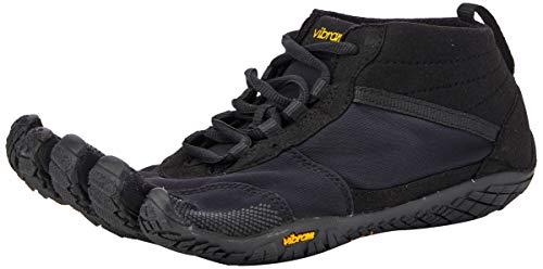 Vibram V-Trek, Zapatillas para Hombre, Azul/Negro, 40 EU