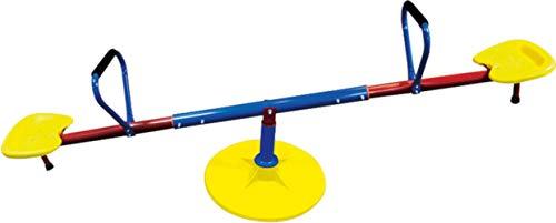Paradiso Toys NV - A1300205 - Jeu de Plein Air - Balançoire à bascule métal