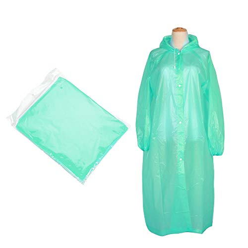 nhnhn regenjas beschermend pak Poncho regenkleding dikker herbruikbaar waterdicht outdoor regen Gear wandelen