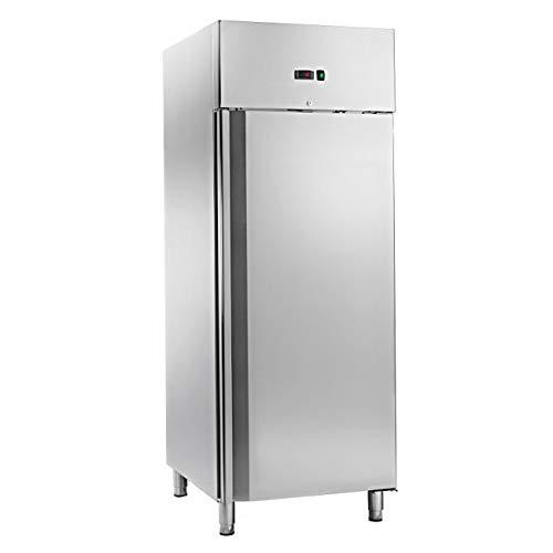 Armadio refrigerato, temperatura positiva -2/+8°C Lt.700 a colonna