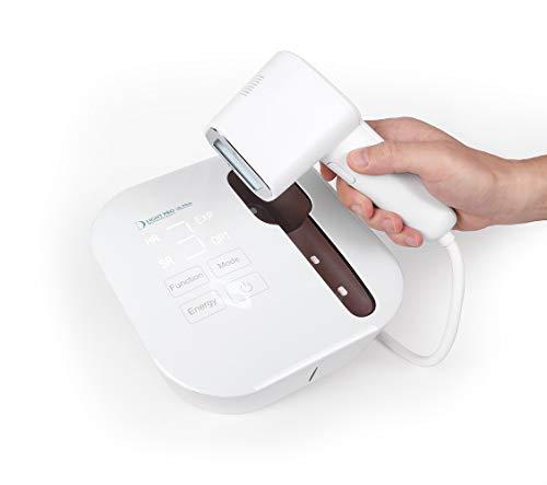 D Light Pro Ultra - Epilatore a Luce Pulsata semi-professionale con funzione fotoringiovanimento. Garanzia e manuale Italiani