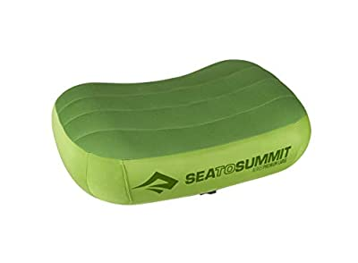 Sea to Summit Aeros Premium Pillow, Lime, Large