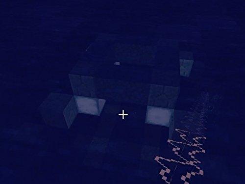 The Underwater Temple