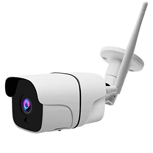 Überwachungskamera Drahtlose Kamera WiFi Fernmonitor Handy Smart Home Hd Netzwerk Outdoor-Kamera-Set 1080P 2.8Mm