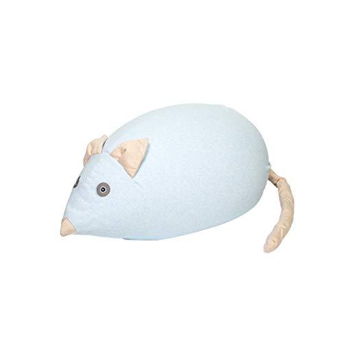 YYH Sofá Perezoso Silla Perezosa para niños Removible y Lavable Forma de ratón Lavable Multi-Color Peluche Opcional Juguetes Cómodo (Color : A)