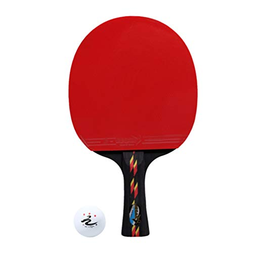 Best Buy! BESPORTBLE 1 Set Ping Pong Rackets Table Tennis Rackets Training Accessories for Beginner ...