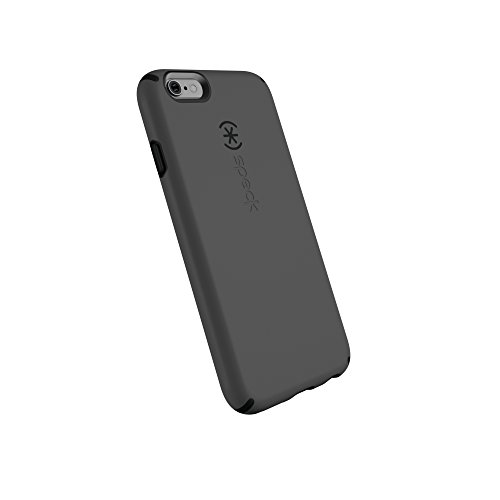 Speck Products CandyShell Cell Phone Case for iPhone 6, iPhone 6S - Slate Grey/Black