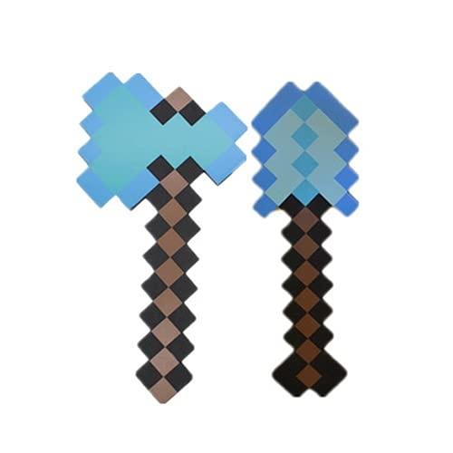 manson Anime Periphere Spielliebhaber Sammlerstücke Minecraft Spielzeug Fackel Modell Creeper Sword Spitzhacke Spielzeug Special Design Spiel Spielzeug Hochwertiges Material