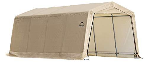 ShelterLogic Replacement Cover Kit 10x20x8 for Model 62680, 32680 (5.5oz Tan)