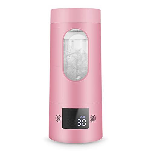 0.5L Mini Vaso Hervidor eléctrico, 300W Portátil Calentamiento rapido Copa de salud...