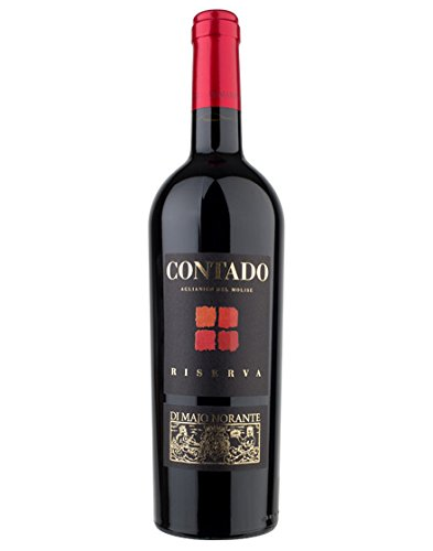 Aglianico Riserva 'Contado' Di Majo Norante 2014-3 bottiglie