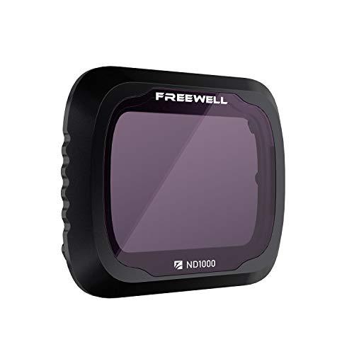 Freewell ND1000 Esposizione Lunghi Fotografia Netural Density Camera Lens Filtri Compatibile con Mavic Air 2 Drone