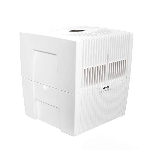 VENTA LW25 Comfort Plus Airwasher Humidifier (White, 485 Square Feet)