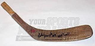 John Bucyk Boston Bruins Signed Autographed Pro Issue Hockey Stick Blade