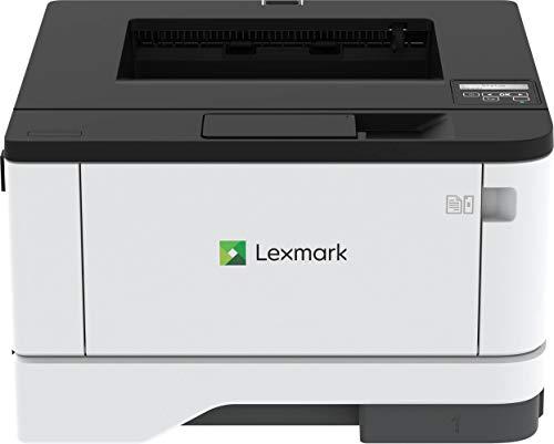 Lexmark B3340DW Monolaser (WLAN, Netzwerkanschluß, bis zu 38 S./Min, autom. beidseitiger Druck), weiß, grau, Normal