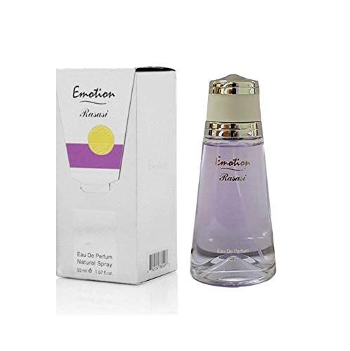 Rasasi Emotion Perfume for Women - 50 Ml by Rasasi - Emotion
