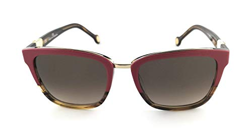 Carolina Herrera SHE6990ACN Gafas de sol, Rojo, 54 para Mujer