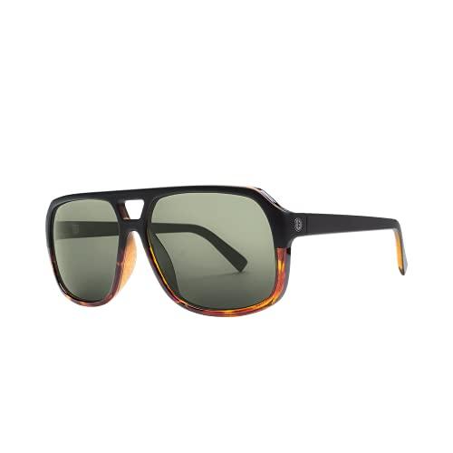 Electric - Dude Darkside Tortoise/OHM Grey Polarized Sunglasses