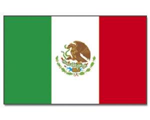 Outdoor-mexique münchen drapeau 90 x 150 cm