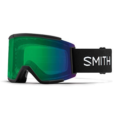 SMITH Squad XL Masque de Ski Homme, Noir