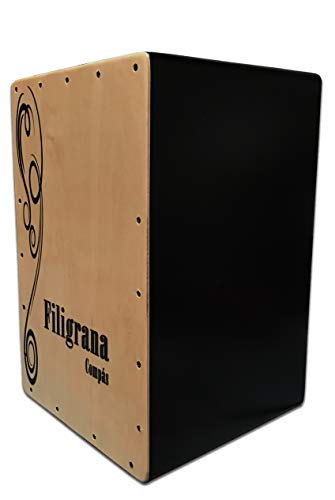 Cajon Flamenco Filigrana Compás