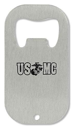 xx USMC United States Marine Corps Cool Logo flesopener