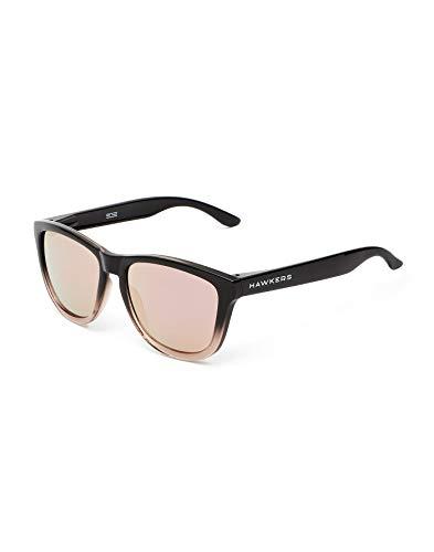 HAWKERS - Gafas de sol para hombre y mujer ONE , Negro/Rosa