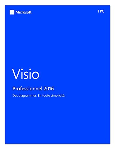 Microsoft Visio Professional 2016 [Code Digital PC]