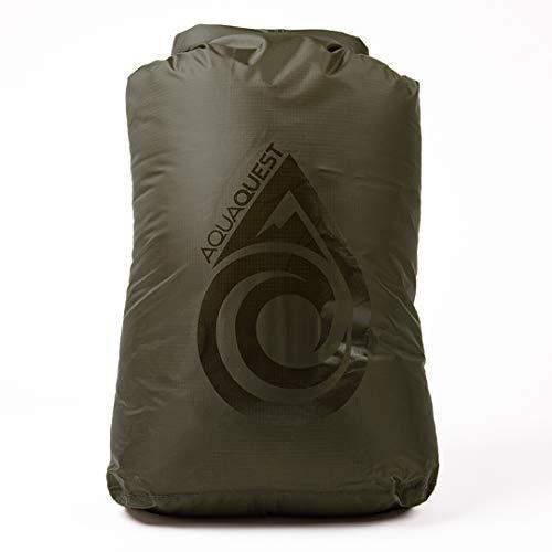 Aqua Quest Rogue Trockentasche - 100% Wasserdicht - 10 L - Olivgrün