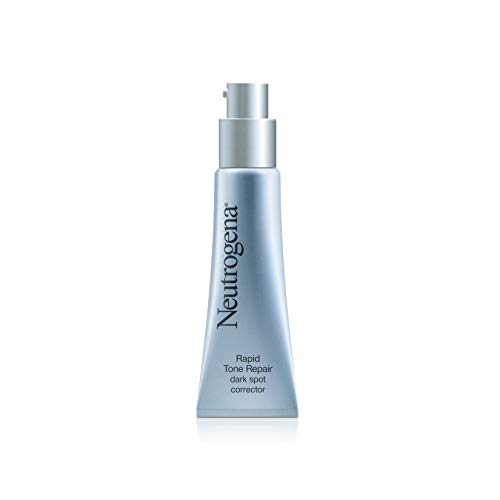 Neutrogena Rapid Tone Repair Dark Spot Corrector Face Serum with Hyaluronic Acid, Retinol & Vitamin C, Daily Anti Wrinkle Retinol Serum & Dark Spot Corrector to Brighten & Even Tone, 1 oz