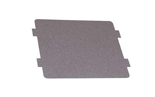 PLAQUE PROTECTION D ONDES 120 X 100 MM POUR MICRO ONDES VIVA B/S/H - 00606320
