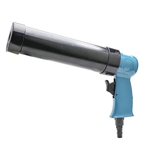 Neumática Pistolas De Hermético, 310 Ml Cartucho De Arma De Cristal Aire...
