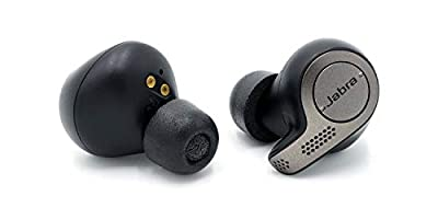 COMPLY TrueGrip Pro Memory Foam Tips | For Jabra 65t Earbuds x 3 Pairs (Medium) from Comply