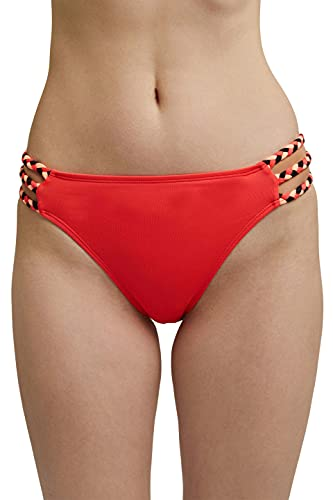 ESPRIT Bodywear Damen 051EF1A351 Bikini-Unterteile, 645/CORAL, 38