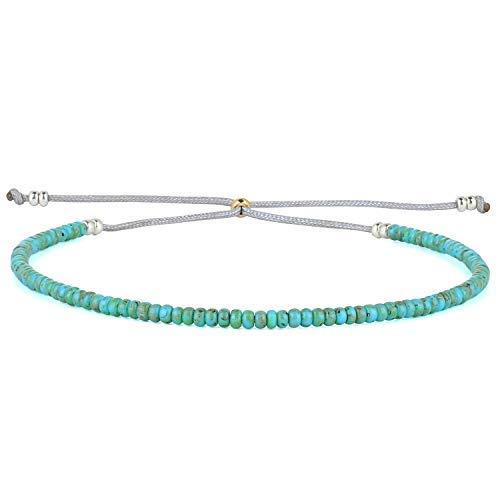 KANYEE Agate Perles Bracelets Bracelet Chaîne À La Main Bracelet D'amitié Bracelets Réglables