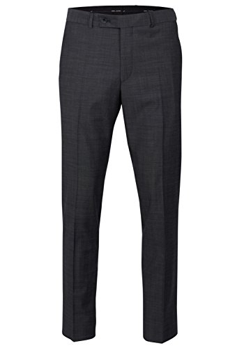 Daniel Hechter Herren Straight Leg Hose Baukasten Gr. 25 (Herstellergröße: 025) Grau (grau 70)