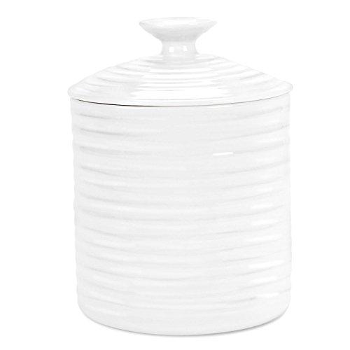 Sophie Conran pour Portmeirion Bocal, Porcelaine, Blanc, 0.02 x 0.02 x 0.02 cm