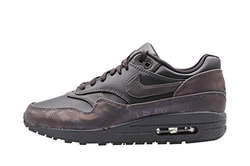 Nike Wmns Air Max 1 LX, Scarpe da Fitness Donna, Multicolore (Oil Grey/Oil Grey/Oil Grey 001), 38.5 EU