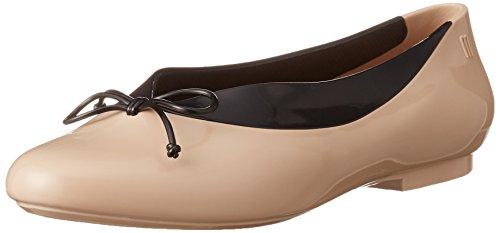 Melissa Just Dance Bailarinas Mujeres Beige - 37 - Bailarinas-Manoletinas Shoes