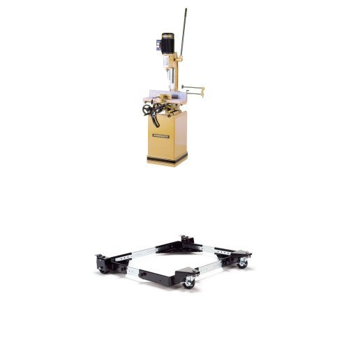 For Sale! Powermatic 1791264K Model 719T Tilt Table Mortiser with Stand with JMB-UMB Universal Mobil...