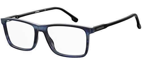 Carrera Brille (225 AVS) Acetate Kunststoff blau marmor stil - blau kristall