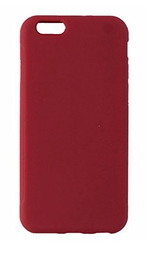Insignia Soft Shell Phone Case for Apple iPhone 6 Chili Pepper Red NS-A64T2CP
