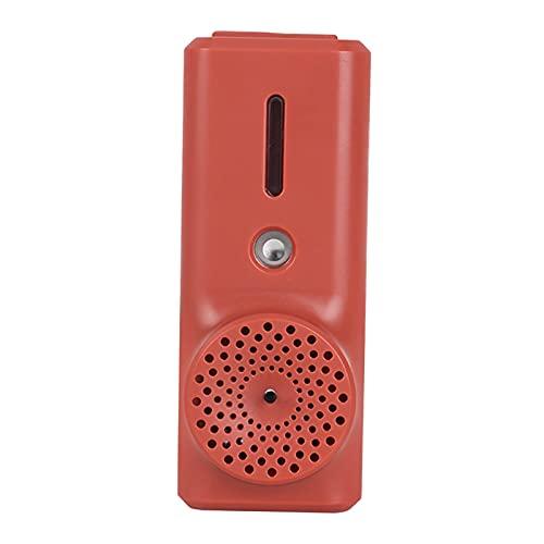 FLAMEER Diffusore di Oli Essenziali, Diffusore di Aromi Ad Ultrasuoni Purificatore d'Aria per Aromaterapia, Uscite di Nebbia, Caricatore USB - Marrone