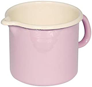Riess  0040-006 Classic - Household Articles Colour/Pastel Jug, Diameter-12 cm Pink