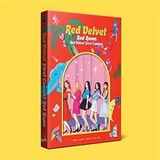 [PRE-ORDER NOW ~-4/18][Pictorial] Red Velvet - Red Velvet First Concert Red Room