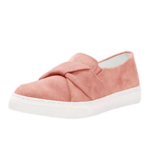 Mocassin Femmes Sneakers sans Lacets Femme Chaussures Plates Alaso Automne Hiver Casual Baskets Pas Cher Loafers Chaussures de Ville